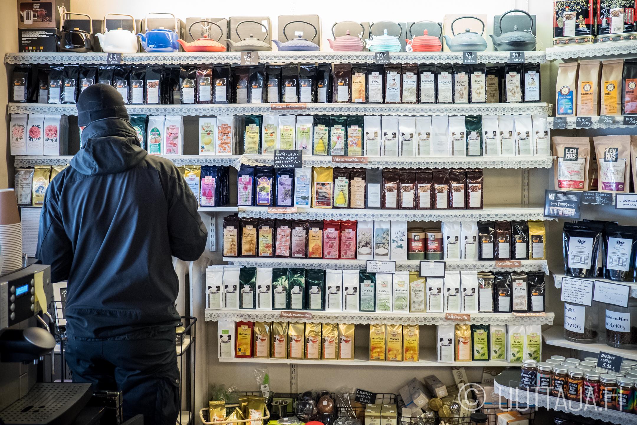Kahvikauppa Tampere